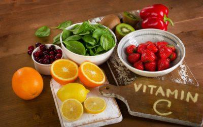 ¿Qué ocurre con la deficiencia de vitamina C?
